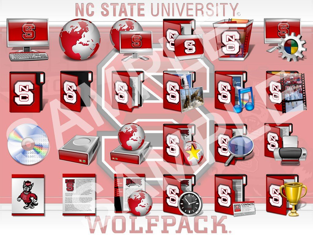 MyColors North Carolina State University Desktop Screenshot 2 of 4 1023x767