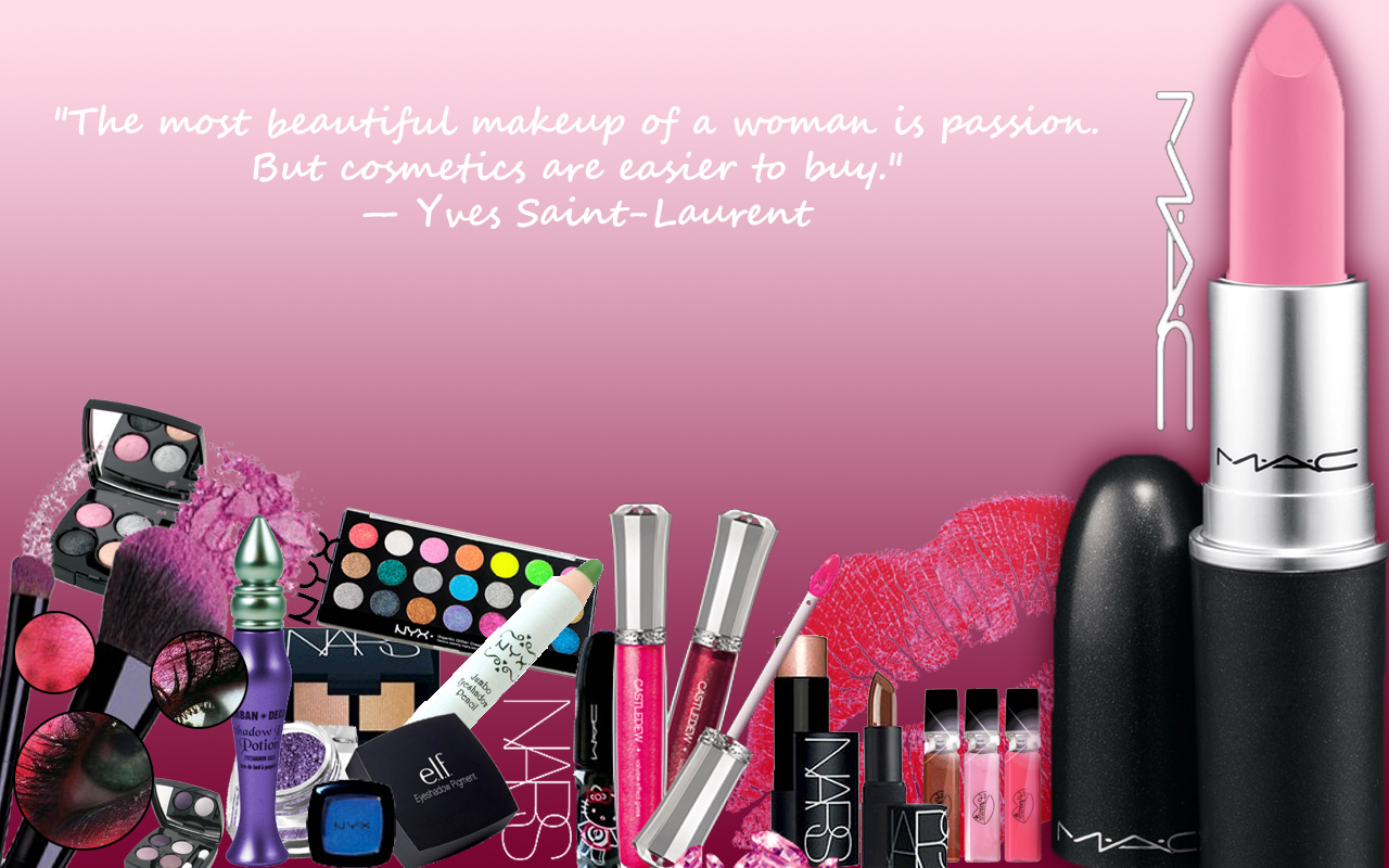 Makeup Wallpaper By Piinkylove19 Customization Still Life