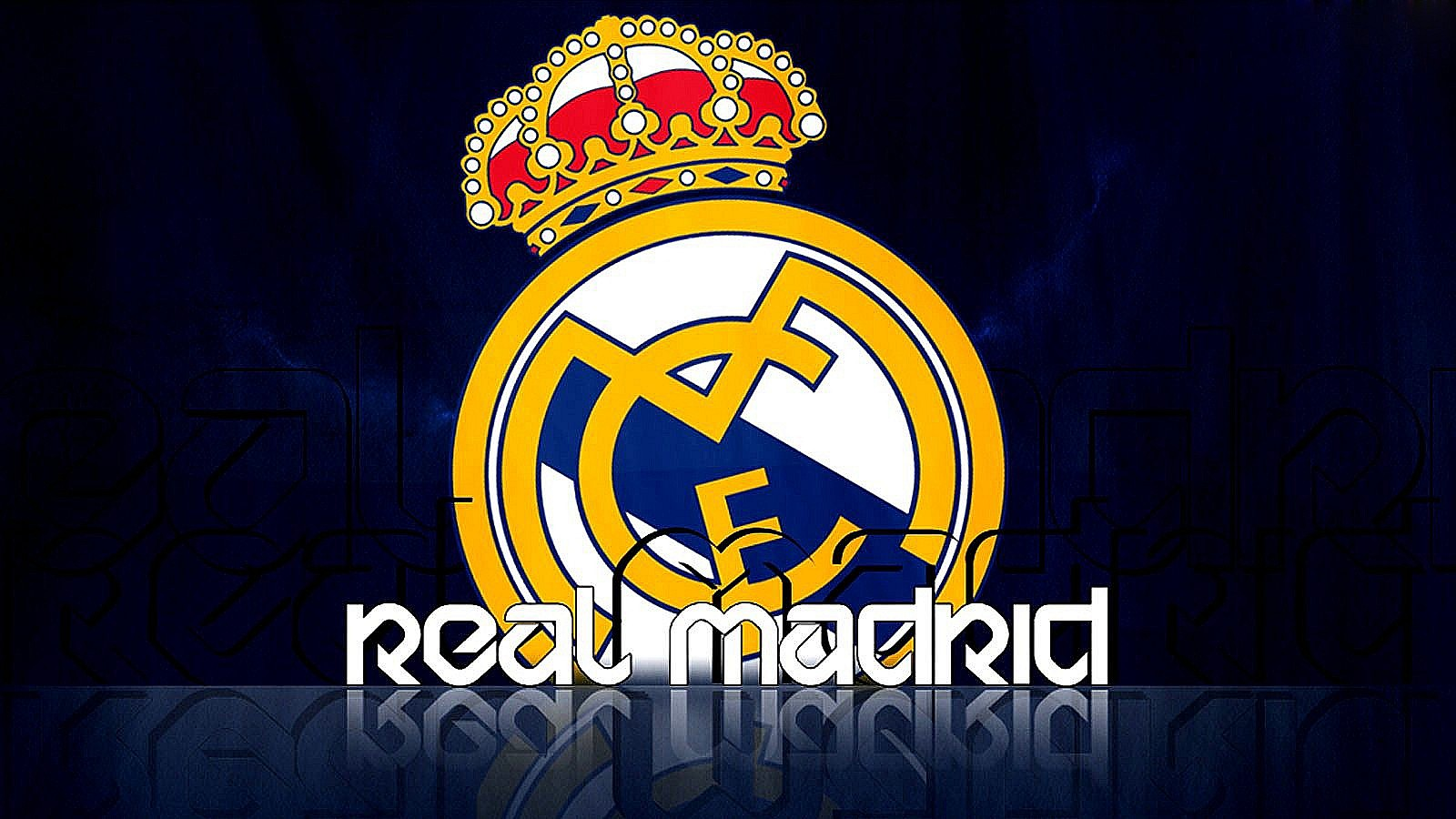 Real Madrid Logo Wallpaper Wallpapersafari