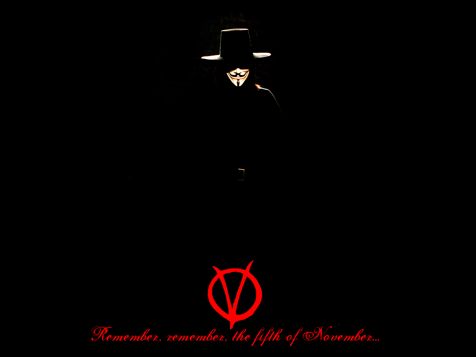 for Vendetta wallpapers V for Vendetta background   Page 19 1600x1200