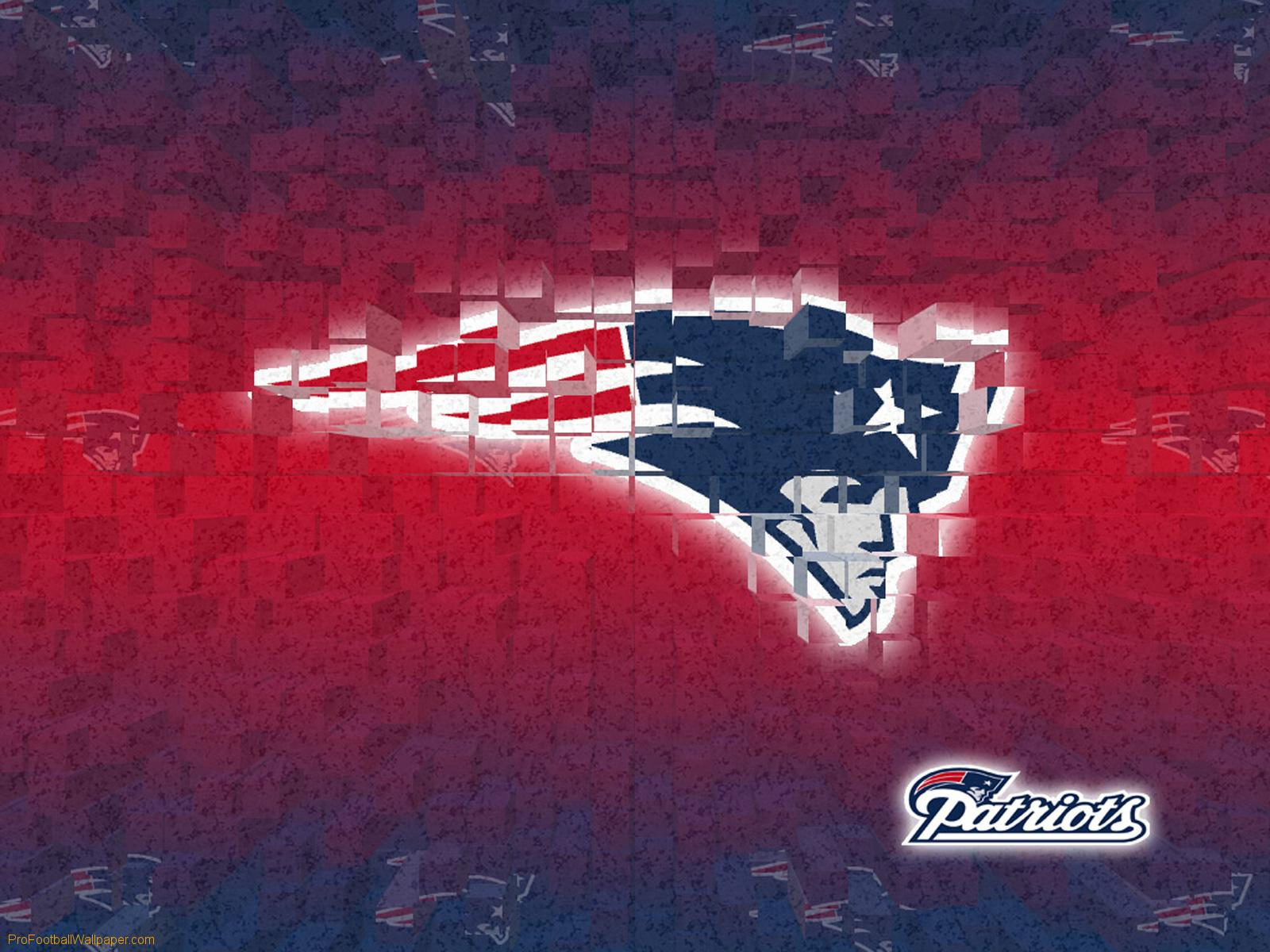 Download New England Patriots wallpaper New England Patroits 3D 1600x1200