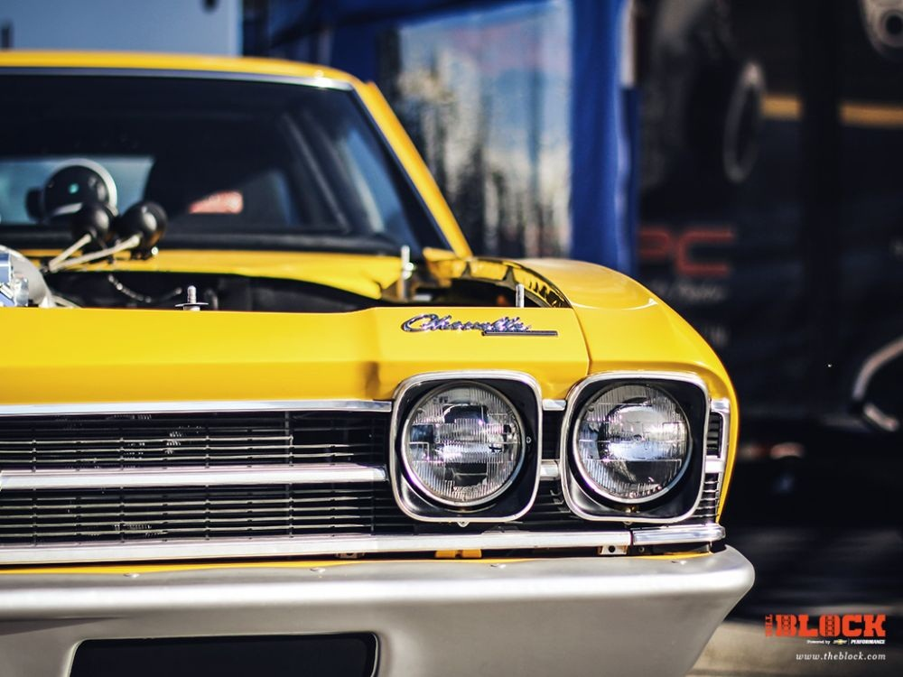 Amazing 69 Chevelle SS Wallpaper for Your Computer   Dragzine 1000x750