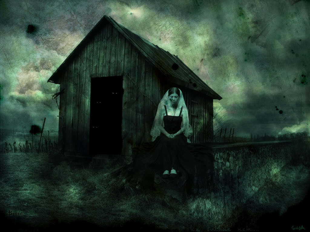 Horror Wallpaper Background on this Scary Wallpaper Backgrounds 1024x768
