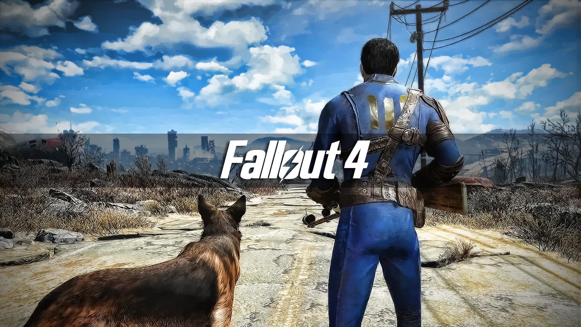 Fallout 4 1920x1080