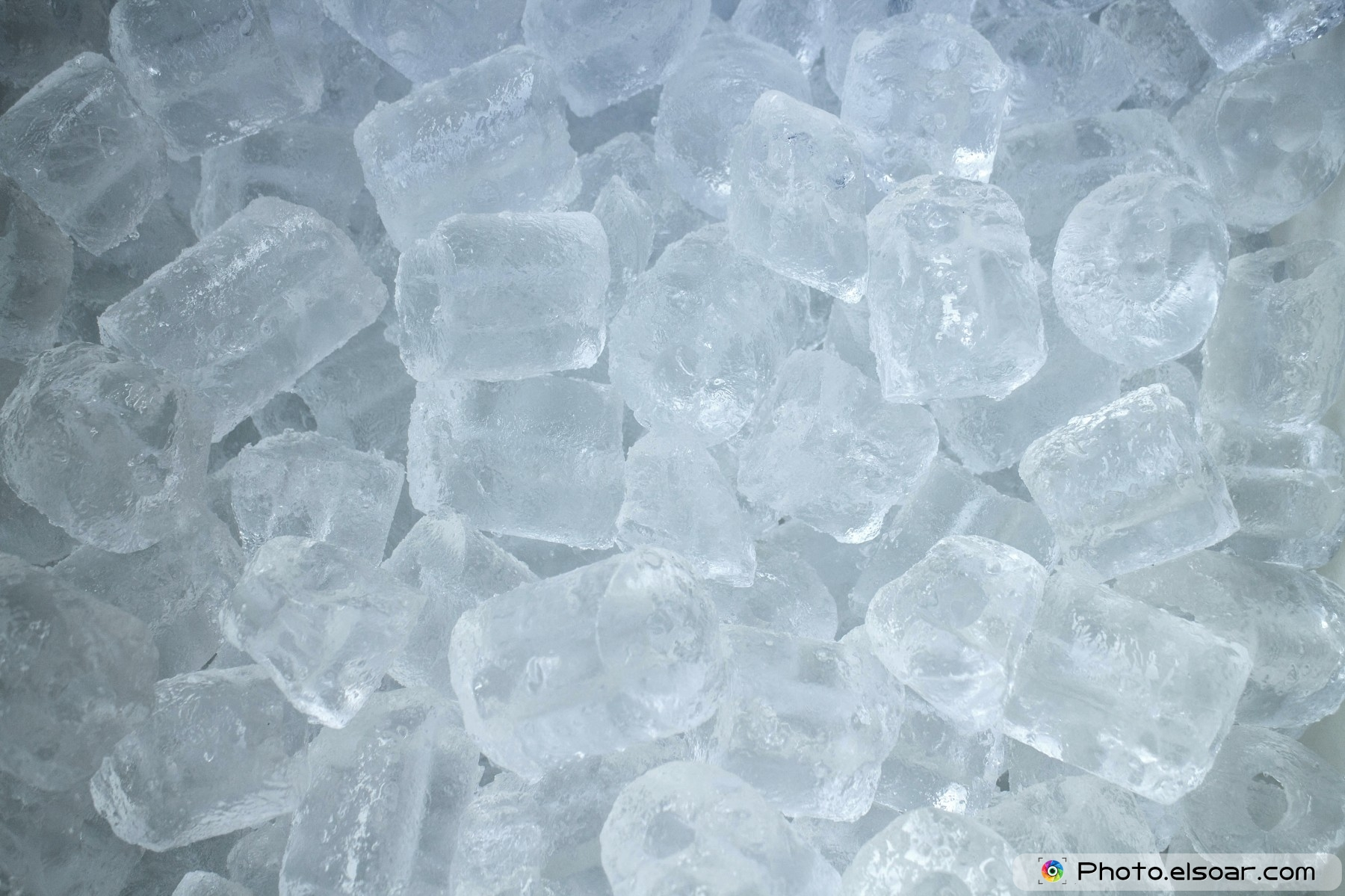 Ice Cubes Background 1800x1199