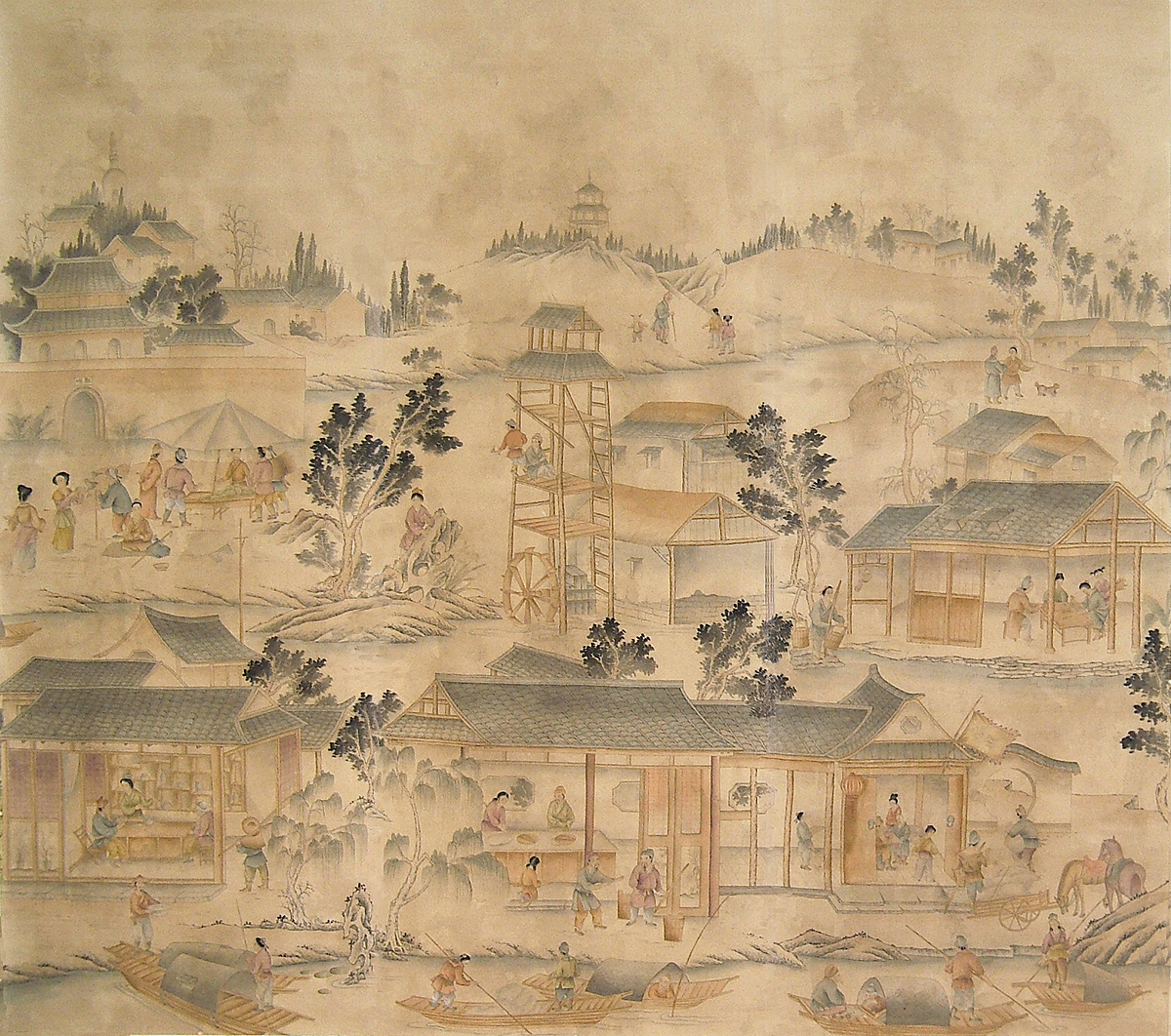 new ancient Chinese design for wallpaper   Paul Montgomery Blog 1200x1062