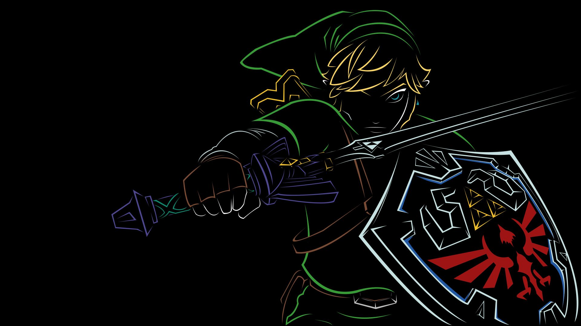 Awesome Zelda Wallpapers   Top Awesome Zelda Backgrounds 1920x1080