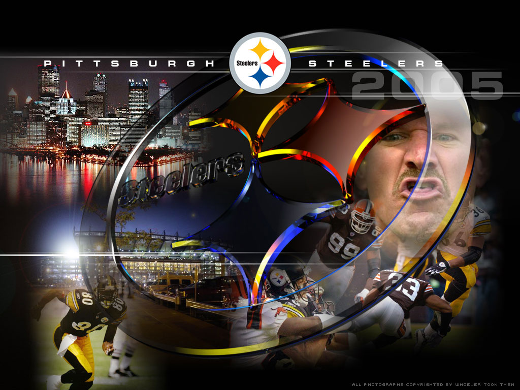 Steelers NFL sport wallpaper 1024x768