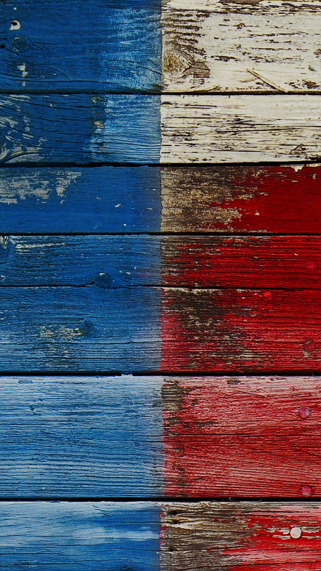 Texas Flag Wallpaper For Iphone Painted wood iphone 5 wallpaper 640x1136