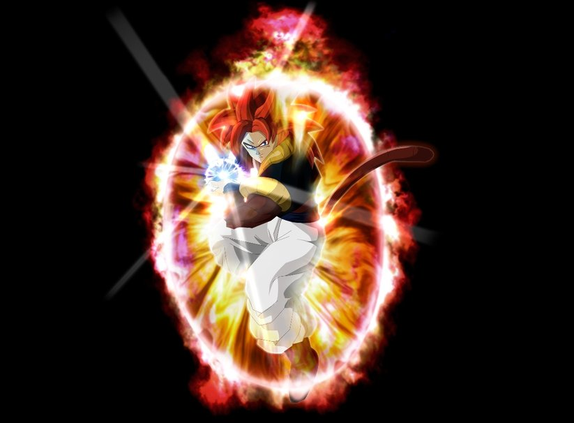 Super Saiyan 4 Gogeta wallpaper   ForWallpapercom 823x606