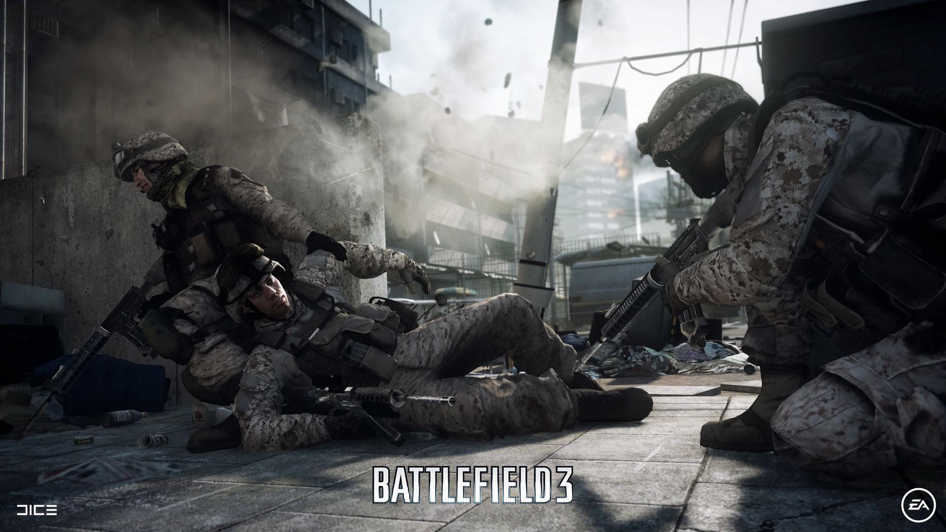 Battlefield 3 Wallpaper 1080p 9556 Wallpaper Game Wallpapers HD 1920x1080