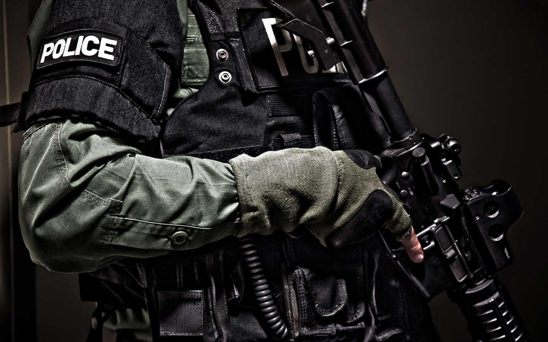 POLICE SWAT 1440x900