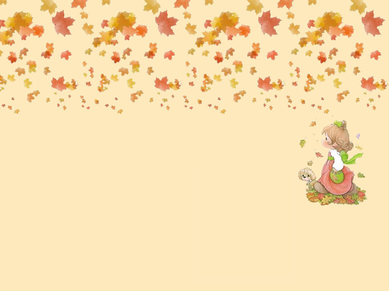 44 Precious Moments Thanksgiving Wallpaper On