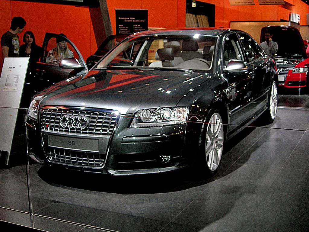2006 Audi S8 d3 pictures information and specs   Auto 1024x768