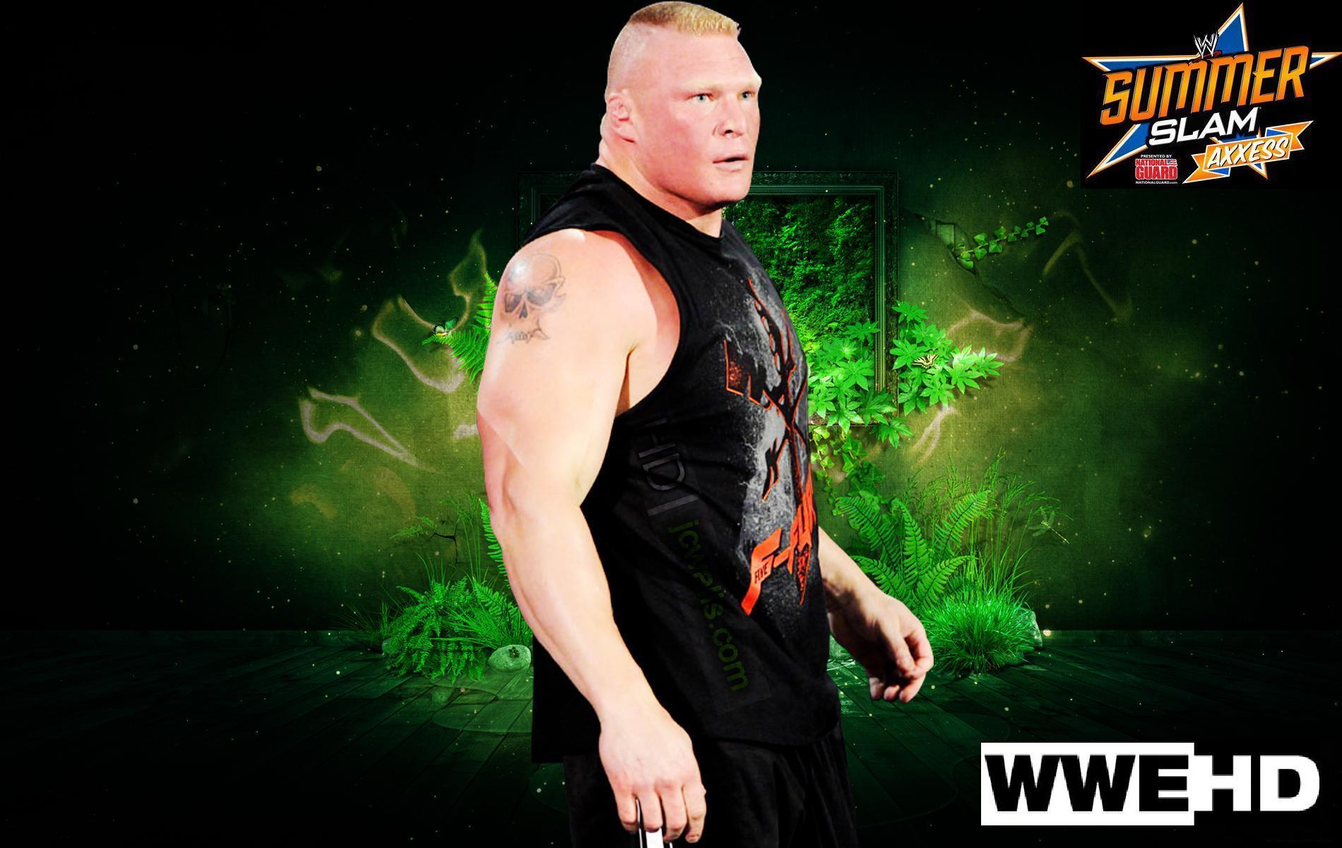 Brock Lesnar   WWE on Wrestling Media 1900x1200