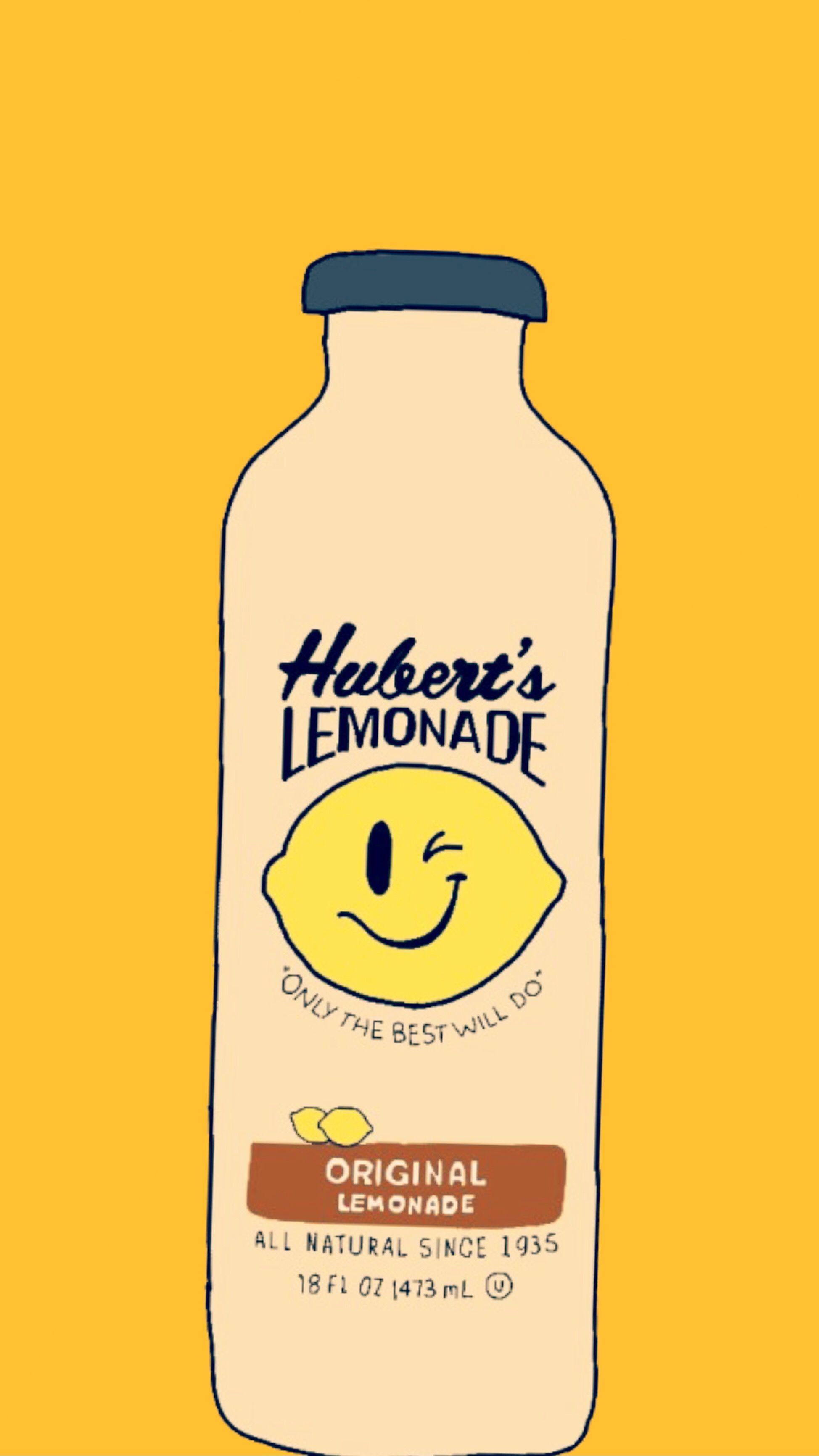 Lemonade wallpaper aesthetic Lemonade Bottle Food 1948x3465
