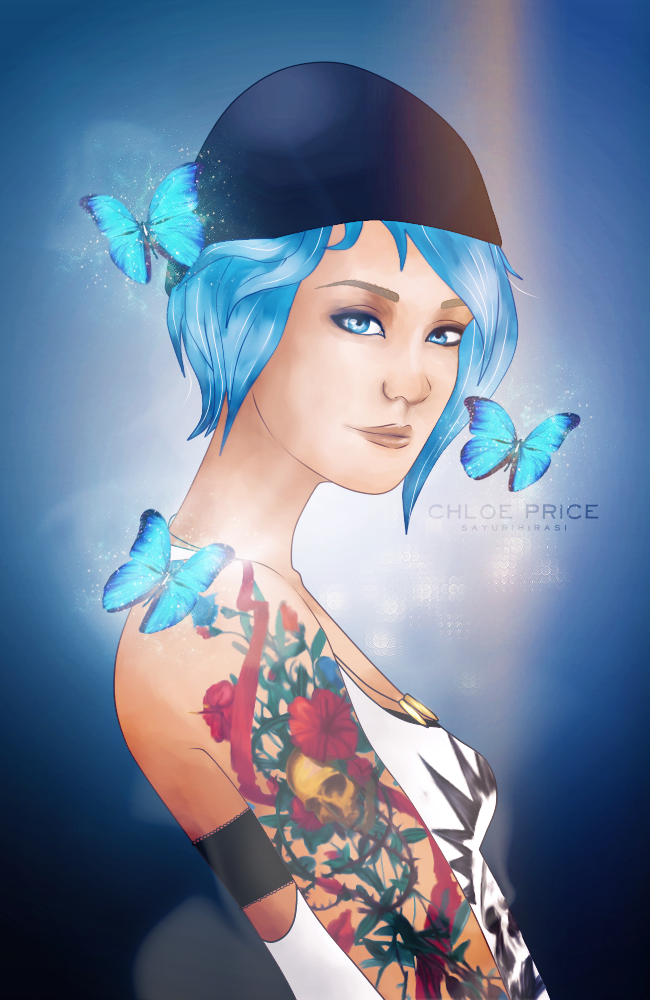 Chloe Price by SayuriHirasi 650x1000