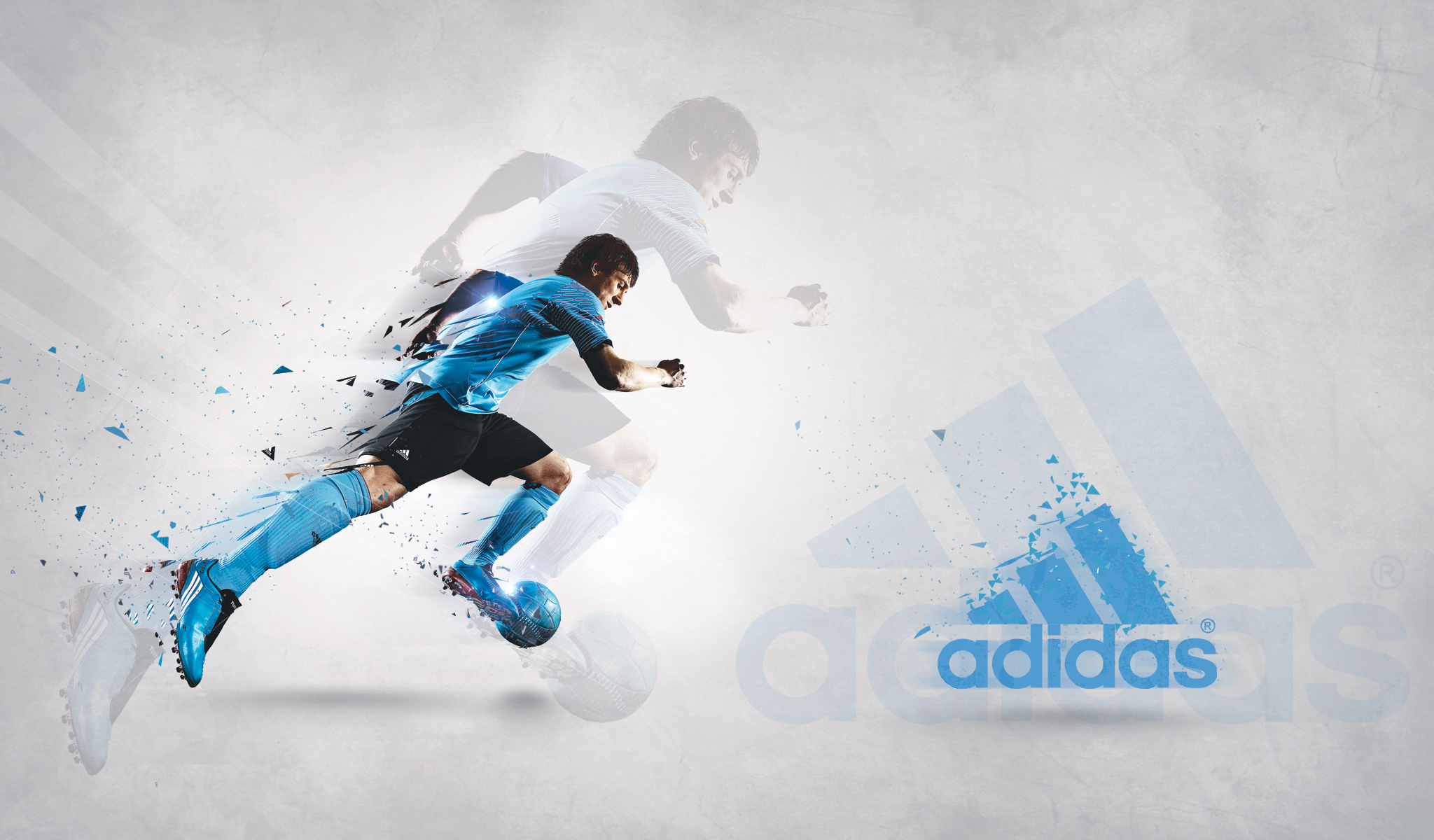 Adidas Messi Desktop Wallpaper 2048x1200 pixel Popular HD Wallpaper 2048x1200