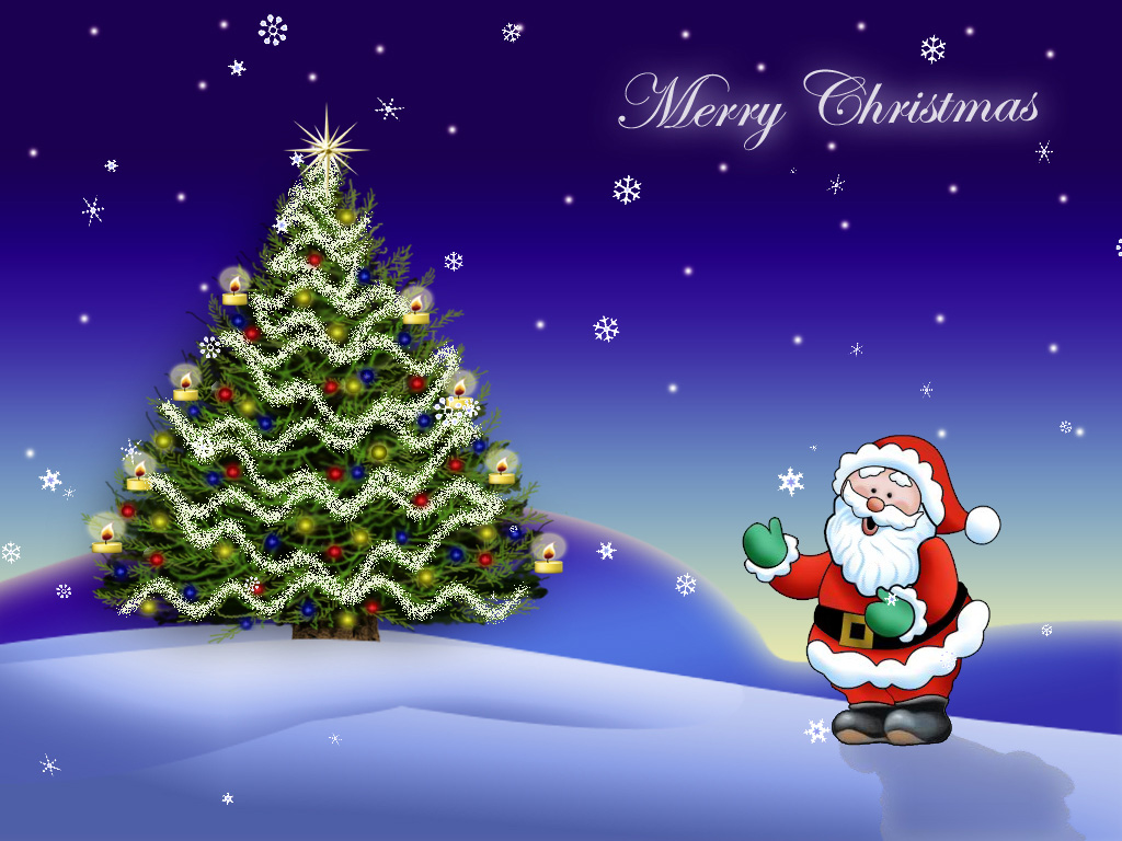 Animated Christmas Wallpaper for iPad - WallpaperSafari