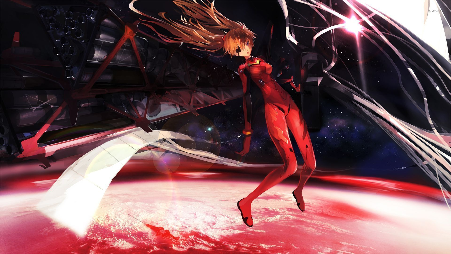 evangelion wallpaper hd anime - photo #15