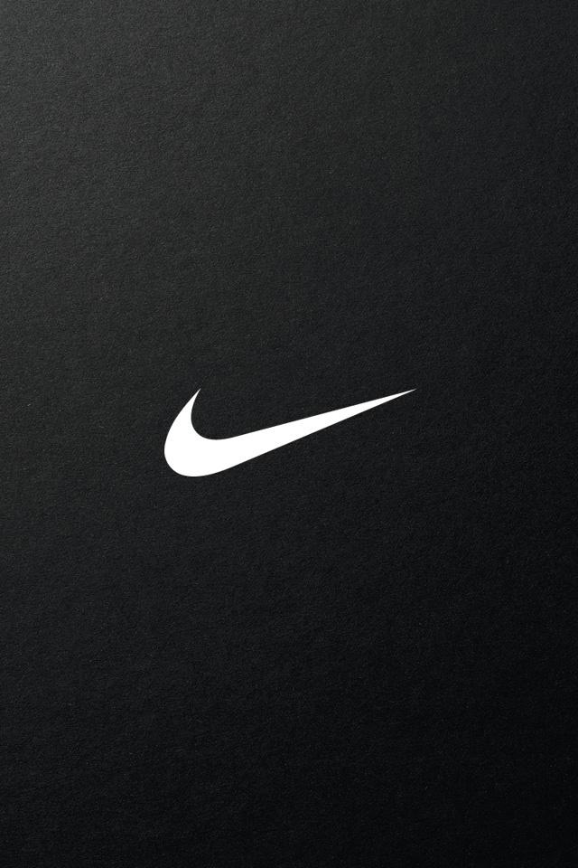 Nike Logo Wallpaper Pink 640x960