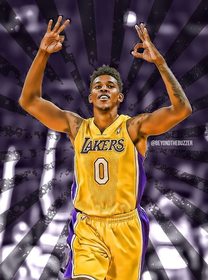 Nick Young My Los Angeles Lakers Pinterest Ps 713x960