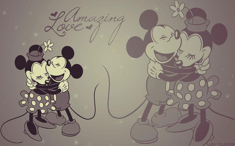 Mickey And Minnie Wallpaper Minnie mouse wallpaper 1440x900