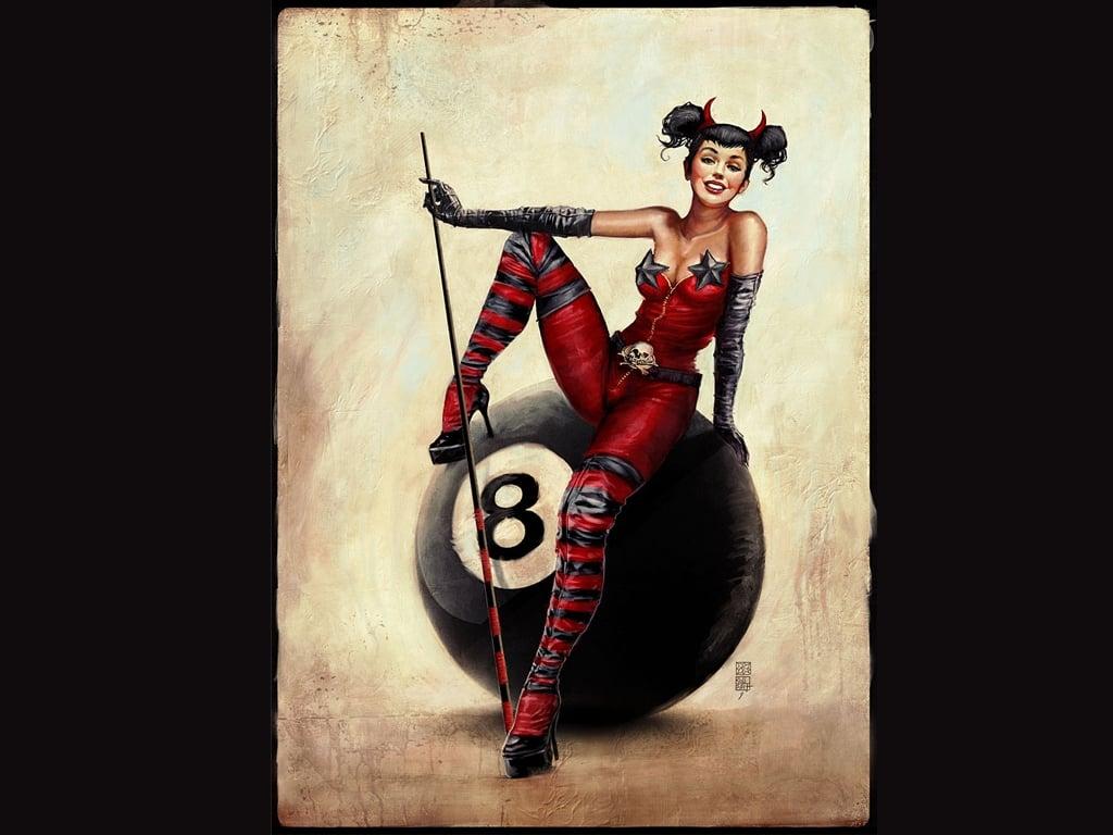 Billiards Wallpaper 7 1024x768