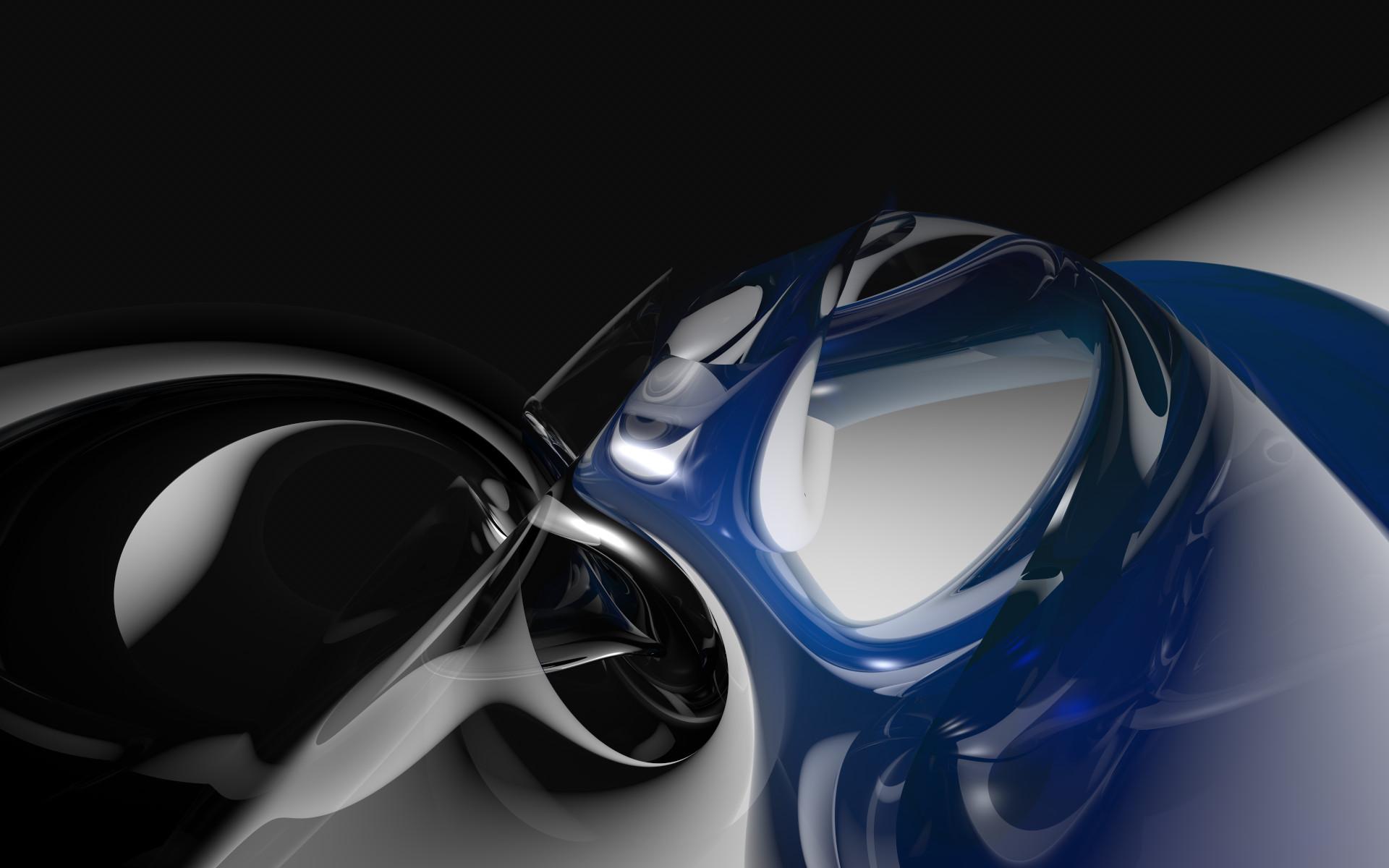 Abstract 3D Wallpaper