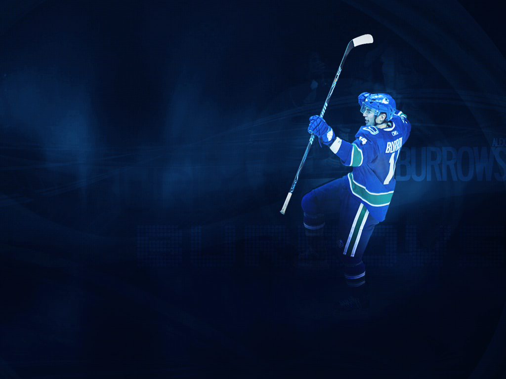 Alex Burrows Vancouver Canucks Wallpaper 173120 HD Wallpaper Res 1024x768
