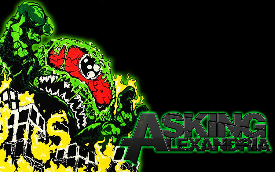 HD Wallpaper Asking Alexandria   LiLzeu   Tattoo DE 900x563