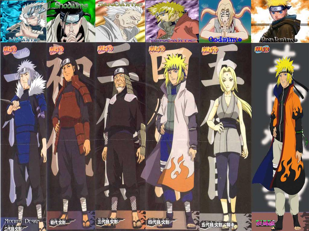 Naruto Wallpapers 1024x768