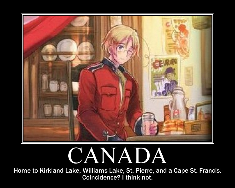 Hetalia Canada Motivational by Paperklip119 750x600
