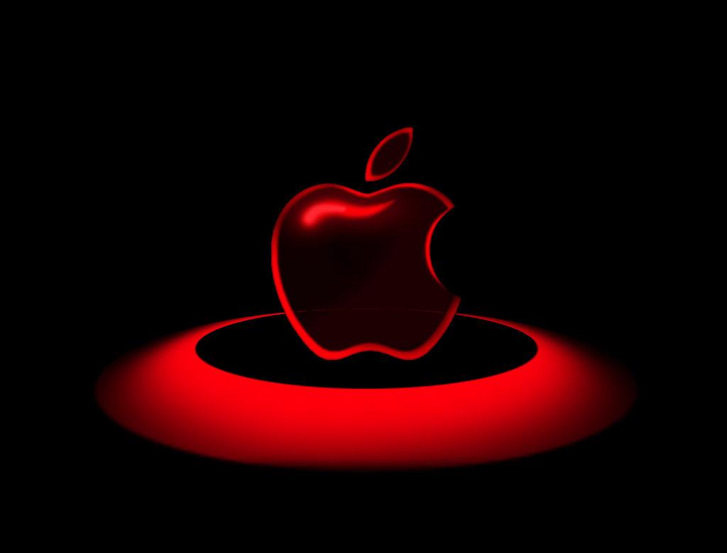 12+] Red Apple Wallpaper on WallpaperSafari