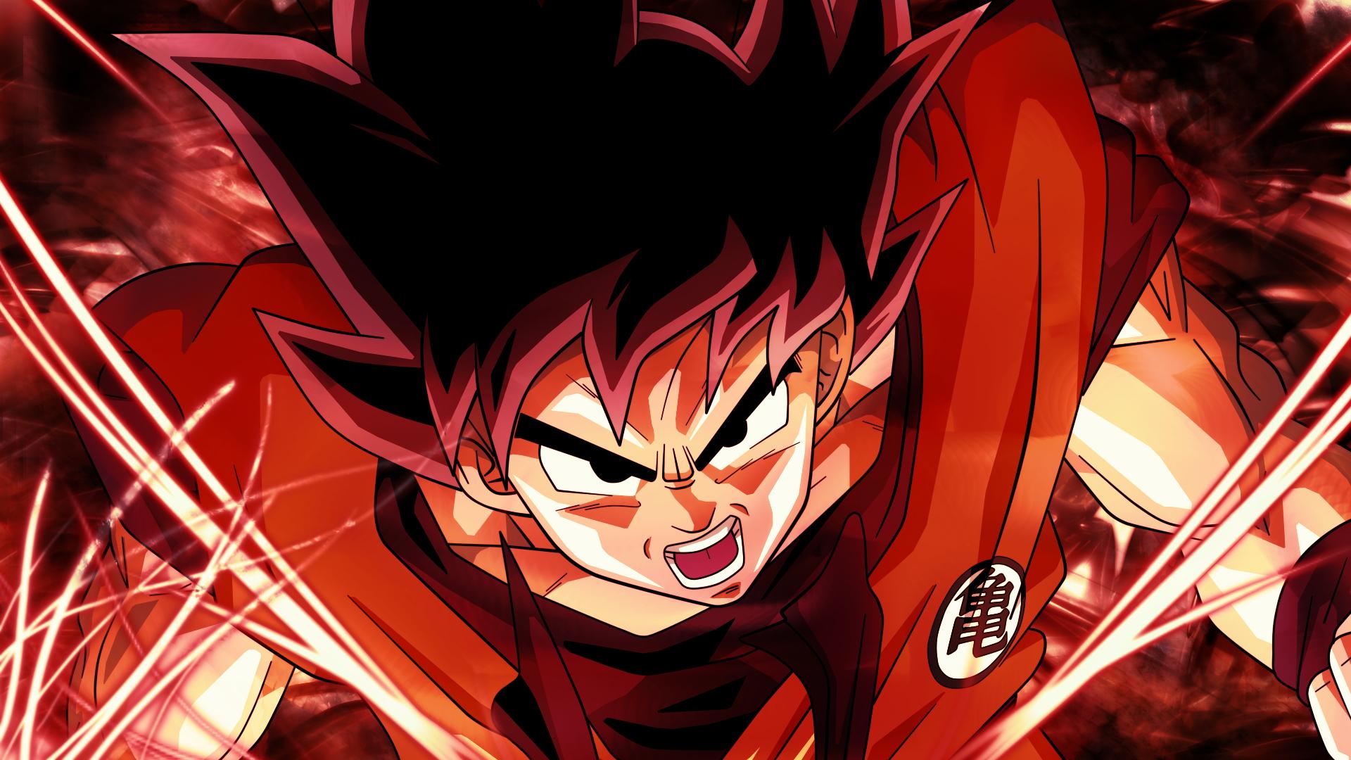 77 Goku Backgrounds On Wallpapersafari