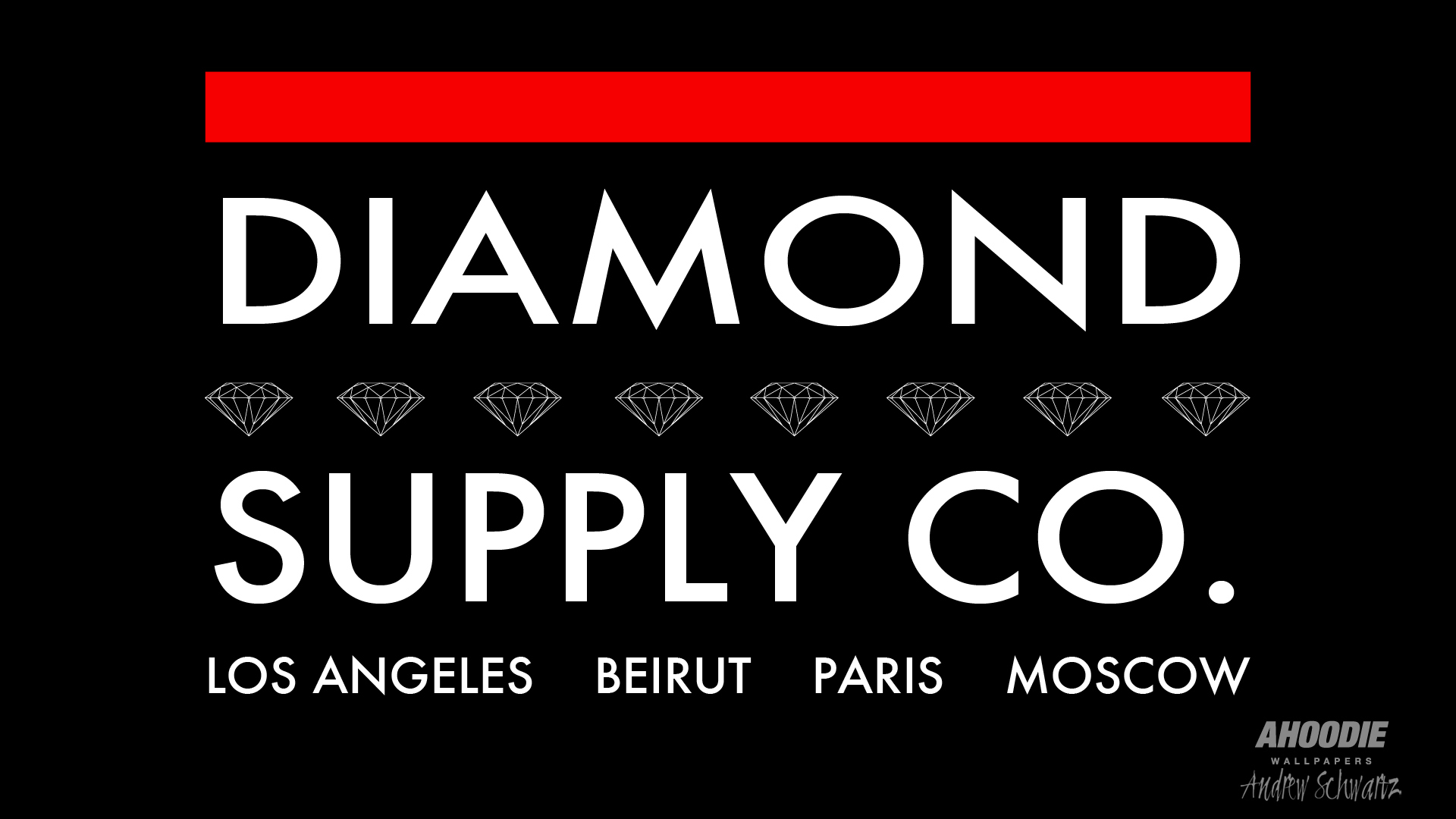 Diamond Supply Co Wallpaper HD 1920x1080
