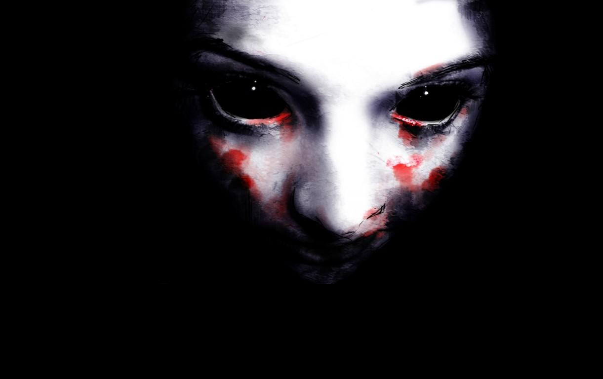 horror eye wallpaper hd - photo #41