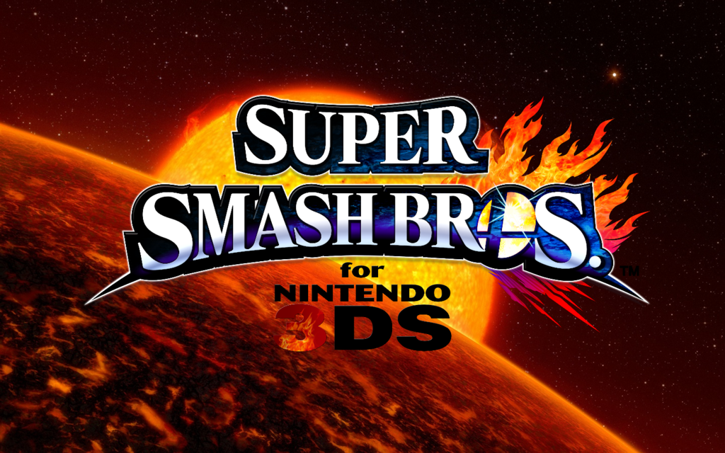 Super Smash Bros For Nintendo 3DS Wallpaper 1 By TheWolfBunny On 1024x640