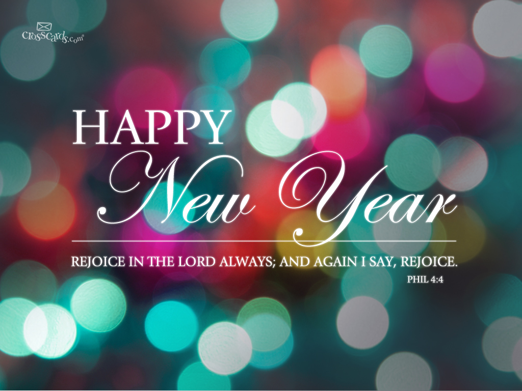 christian new year x for your