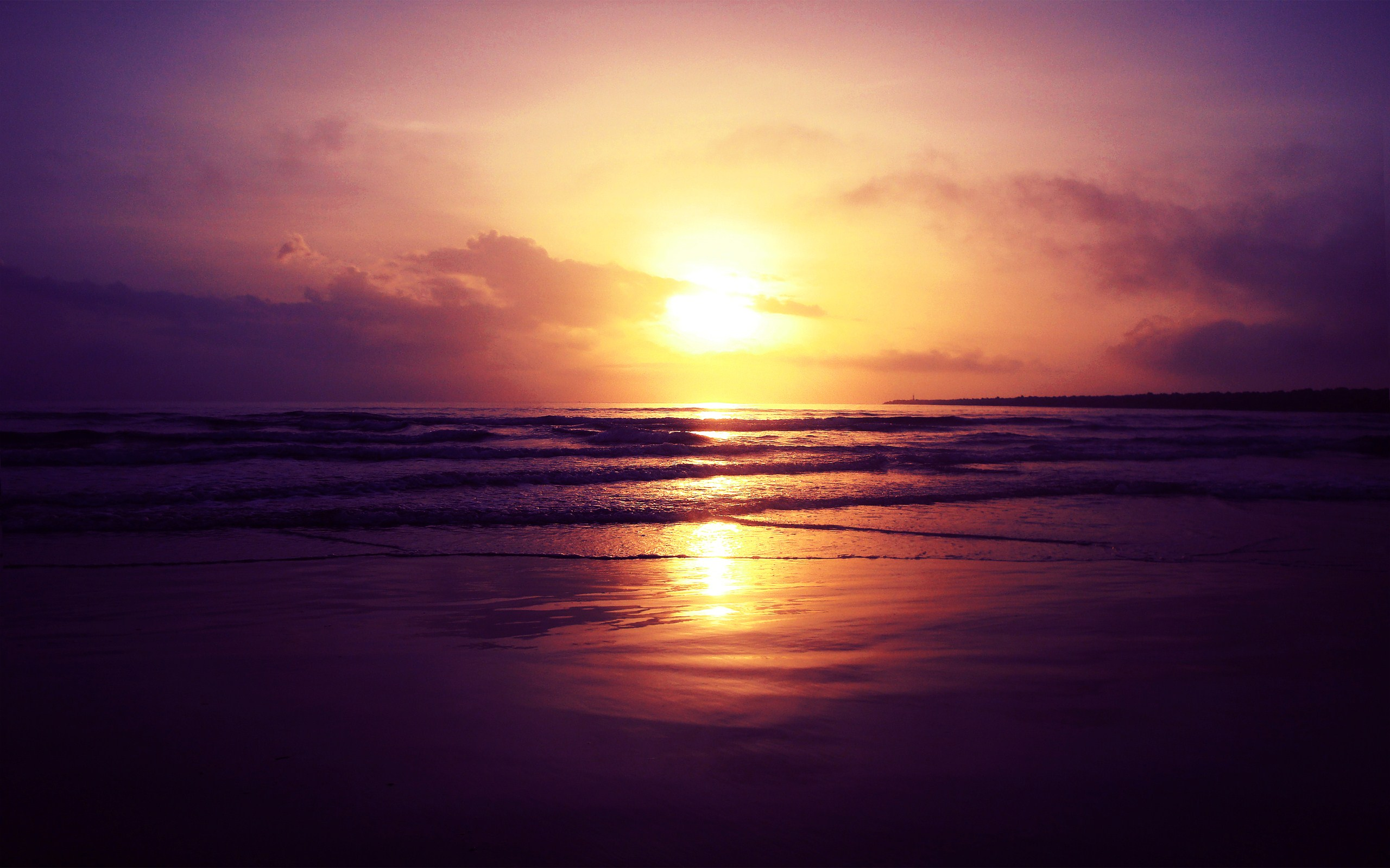 Beach Sunset Wallpapers | HD Wallpapers