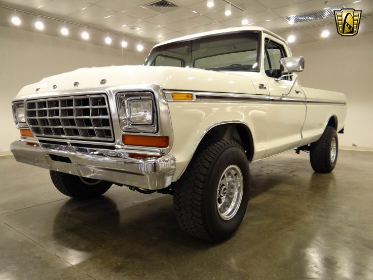 1979 Ford F150 4x4 pickup 19 wallpaper background 736x552