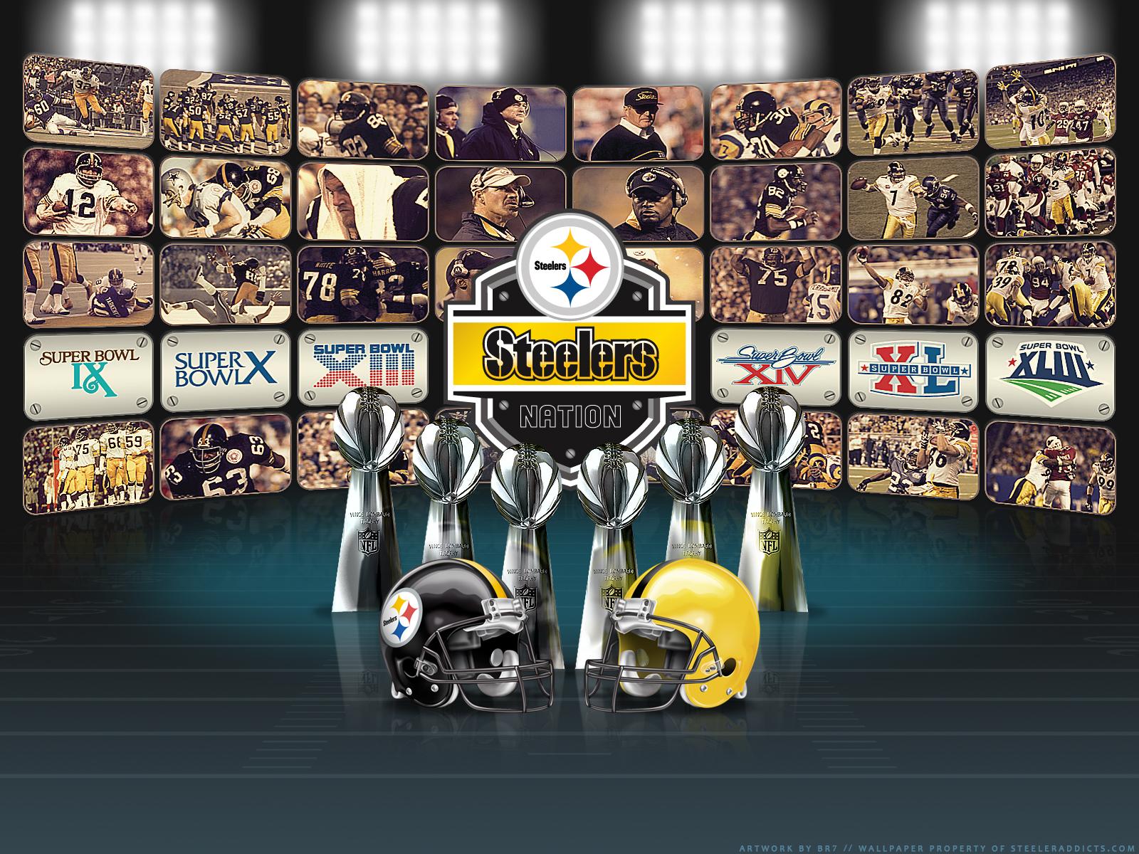 Pittsburgh Steelers Wallpaper 69 Download Screensavers 1600x1200