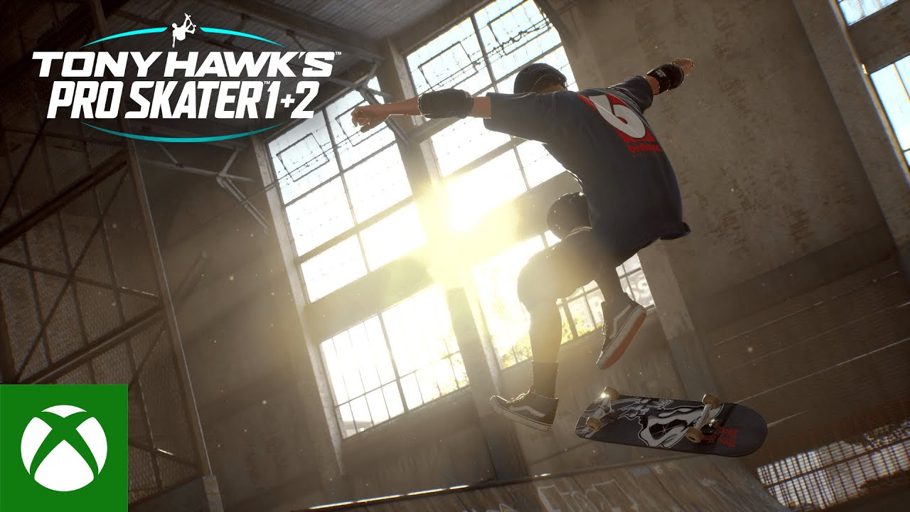 Tony Hawks Pro Skater 1 and 2 release date set for September 1280x720