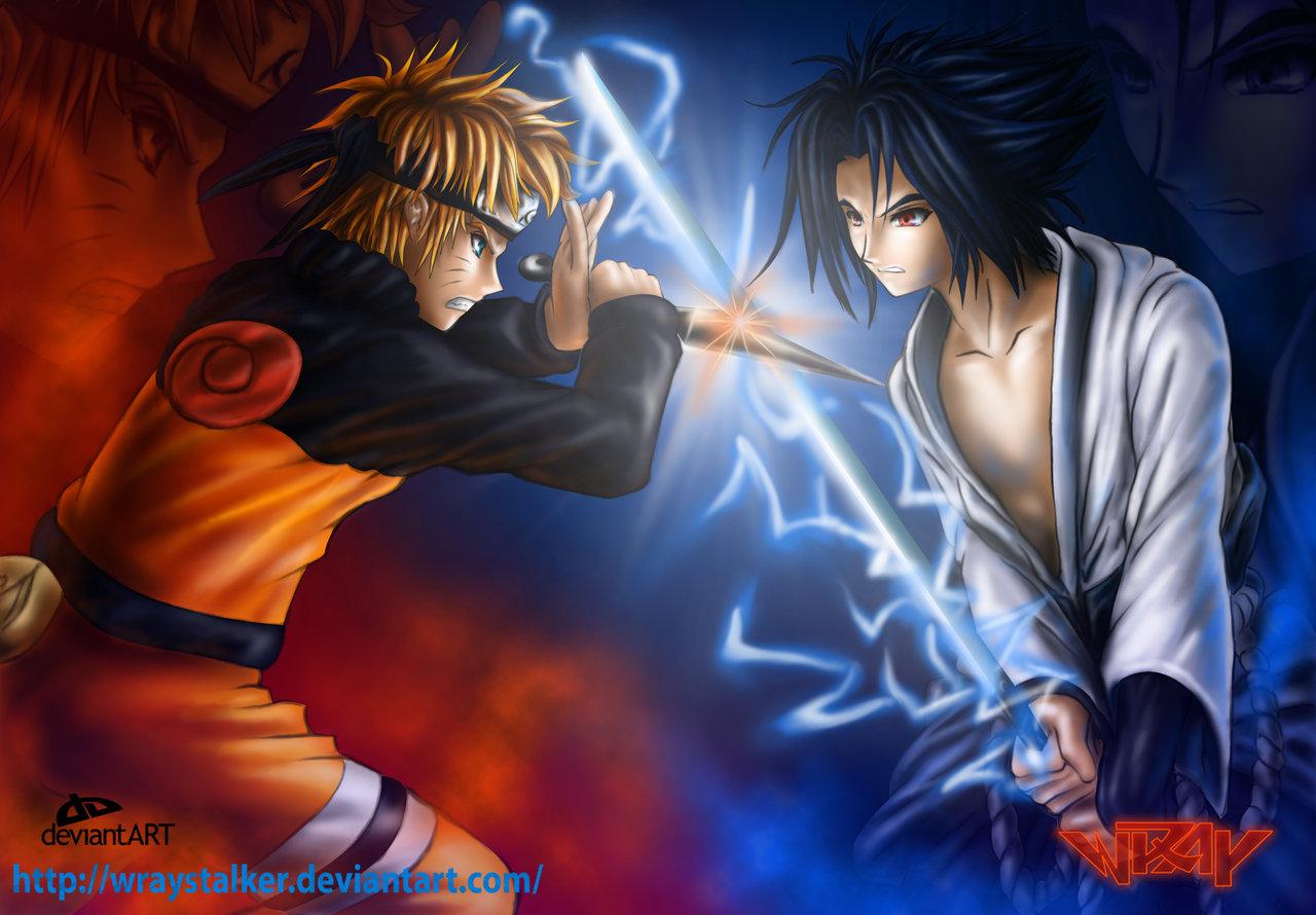 Wallpapers Naruto V S Sasuke Y 1024x768 | #3056802 #naruto v s sasuke