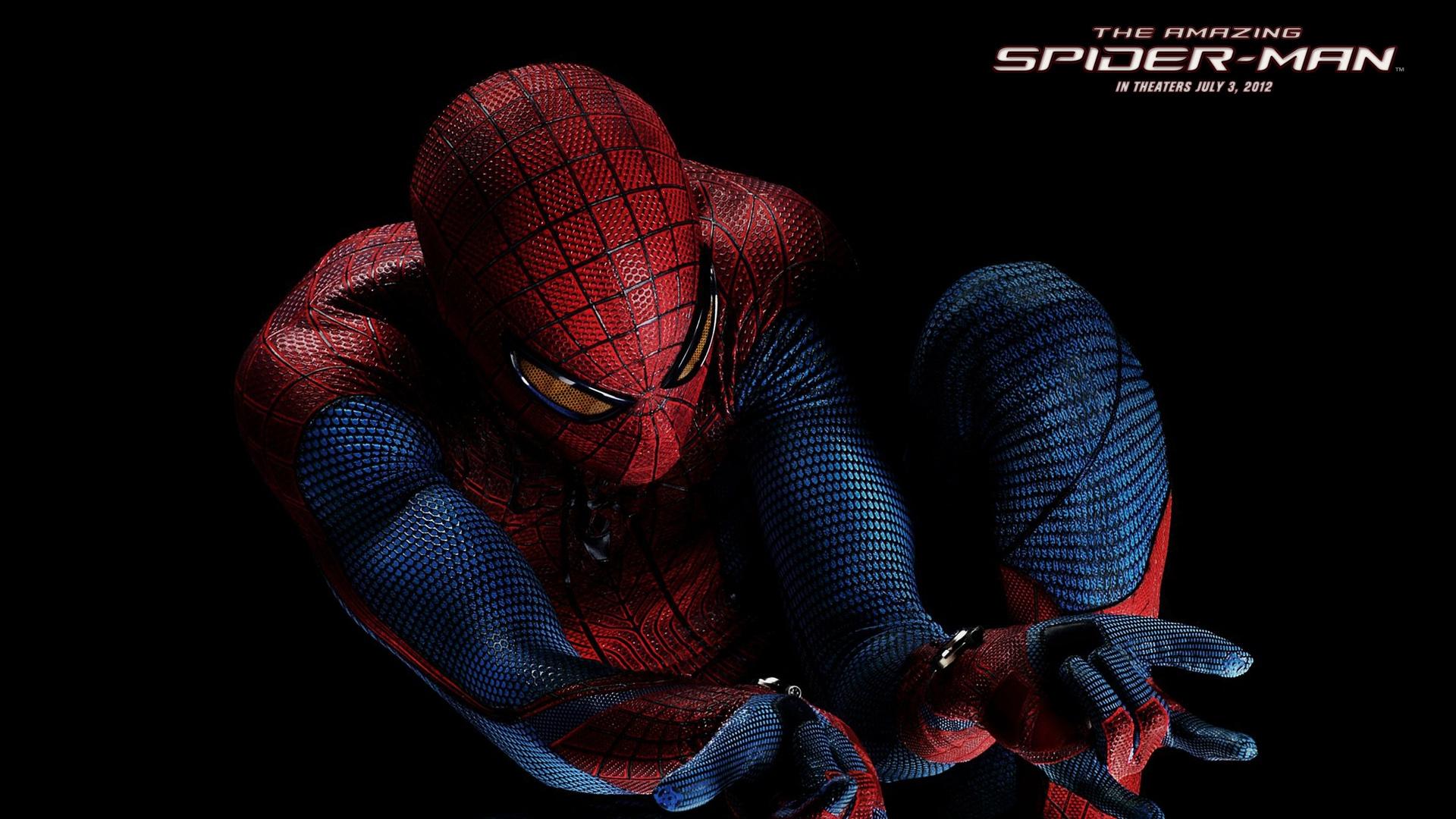The Amazing Spider Man Wallpaper HD Desktop Background 1920x1080