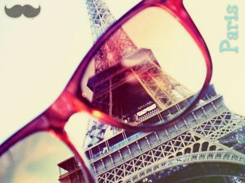 Paris Cute by MoustachoKawaii 500x375