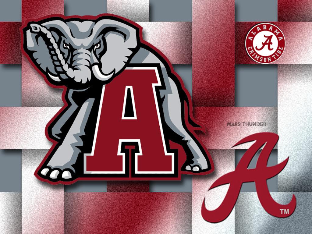 Alabama NCAA Wallpaper Background Theme Desktop 1024x768