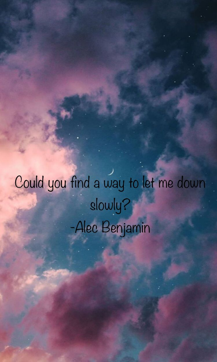 Alec Benjamin wallpaper Wallpaper in 2019 Lyrics aesthetic 750x1249
