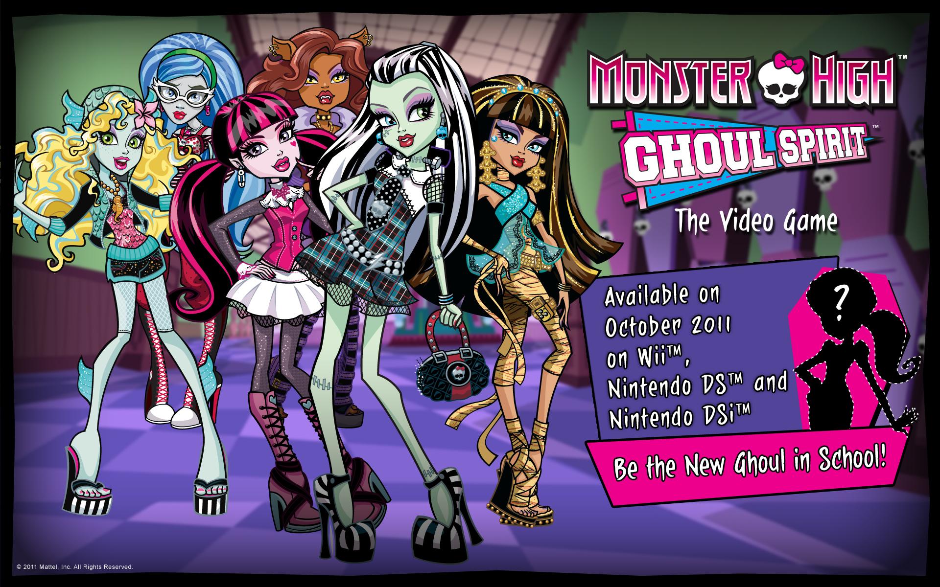 Free Monster High Wallpapers Wallpapersafari