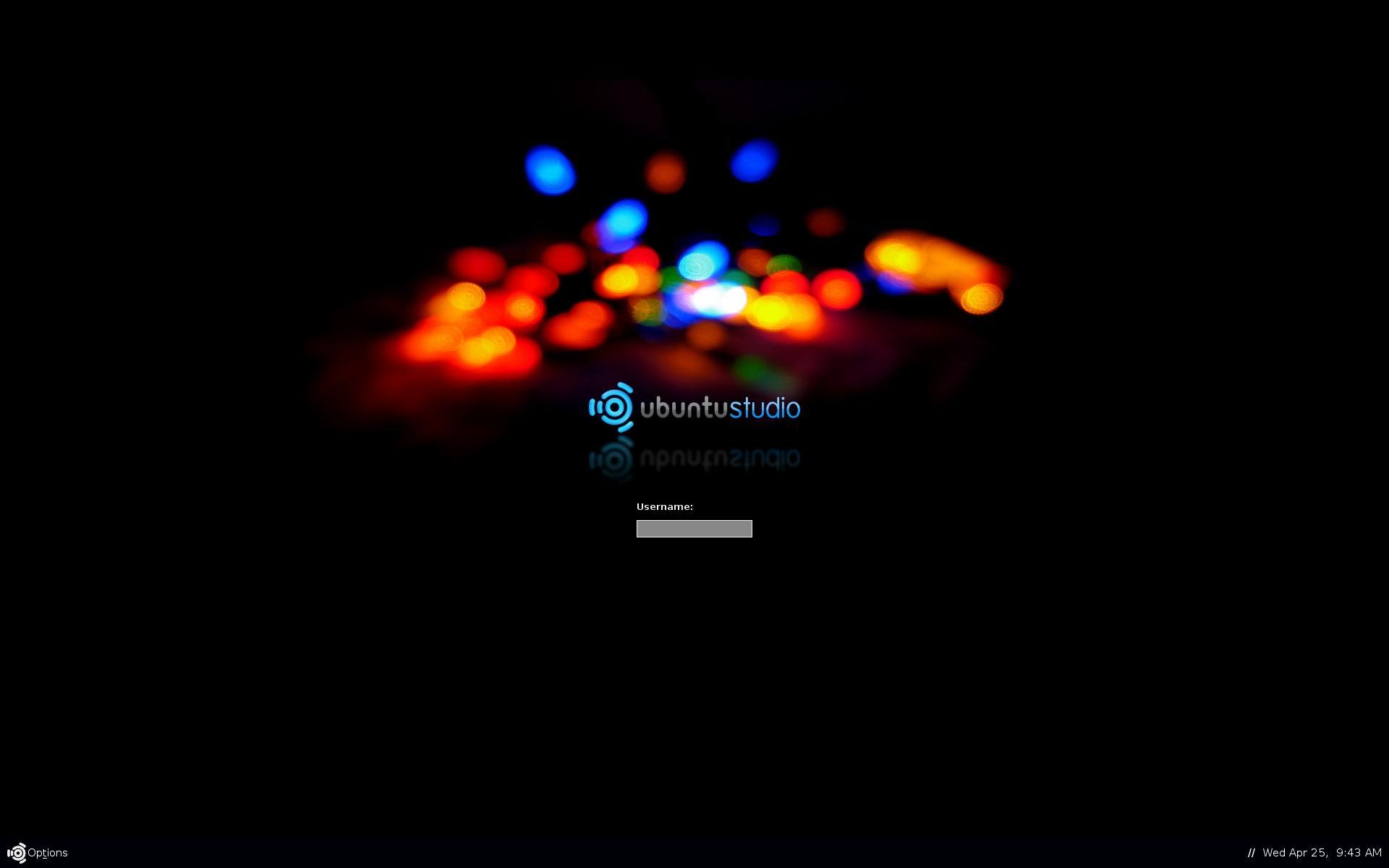Ubuntu Desktop Logo Themes Ofertas Studio Backgrounds Intrepid HD 1920x1200